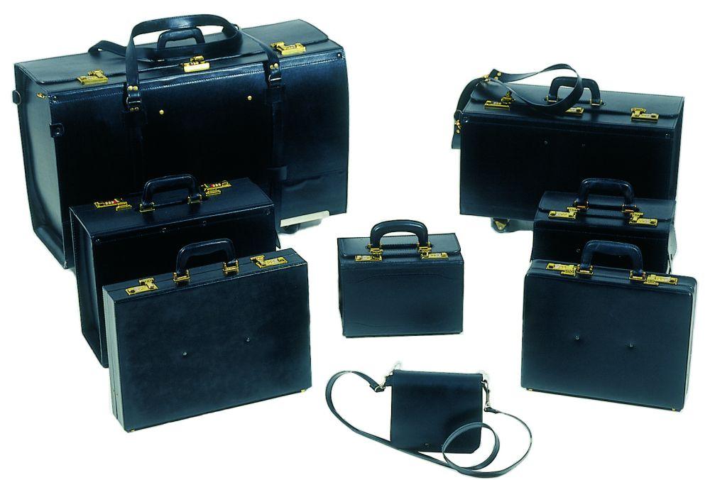 Kufry, teczki, nesesery do transportu wartości oraz dokumentów niejawnych